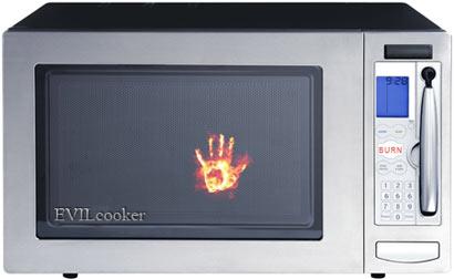 Evil Cooker model 666